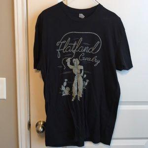 Flatland Cavalry t shirt